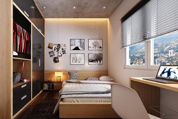 Cách trang trí phòng ngủ (9)