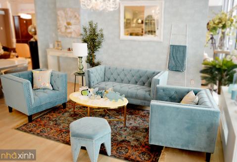 Đẳng cấp với các thiết kế sofa độc đáo từ Nhà Xinh 3