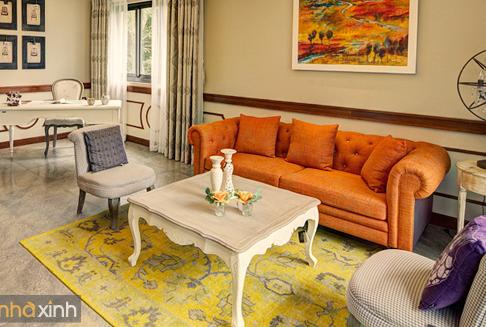 Đẳng cấp với các thiết kế sofa độc đáo từ Nhà Xinh 8