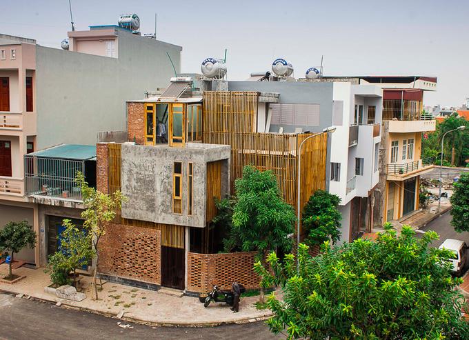 Nhà phố 3 tầng 600 triệu ở Hải Dương - Nhà Đẹp Số