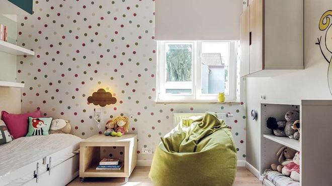 17 mẫu giấy dán tường cho phòng ngủ trẻ em đẹp (11)