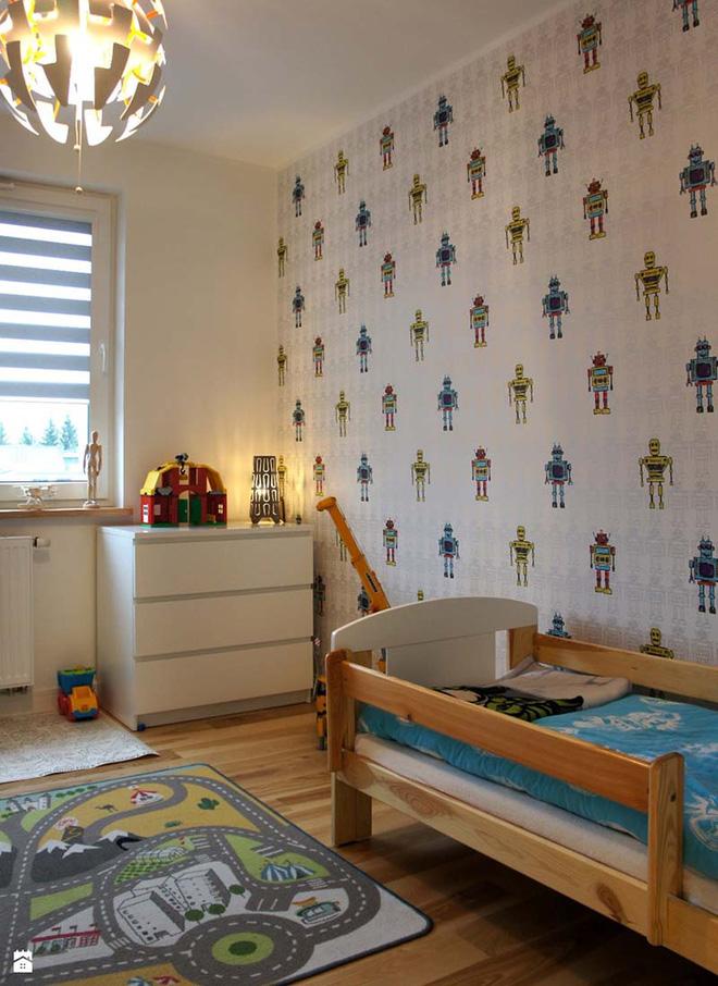 17 mẫu giấy dán tường cho phòng ngủ trẻ em đẹp (15)
