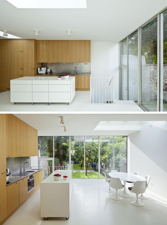Đảo bếp di động cho không gian phòng bếp hiện đại (7)
