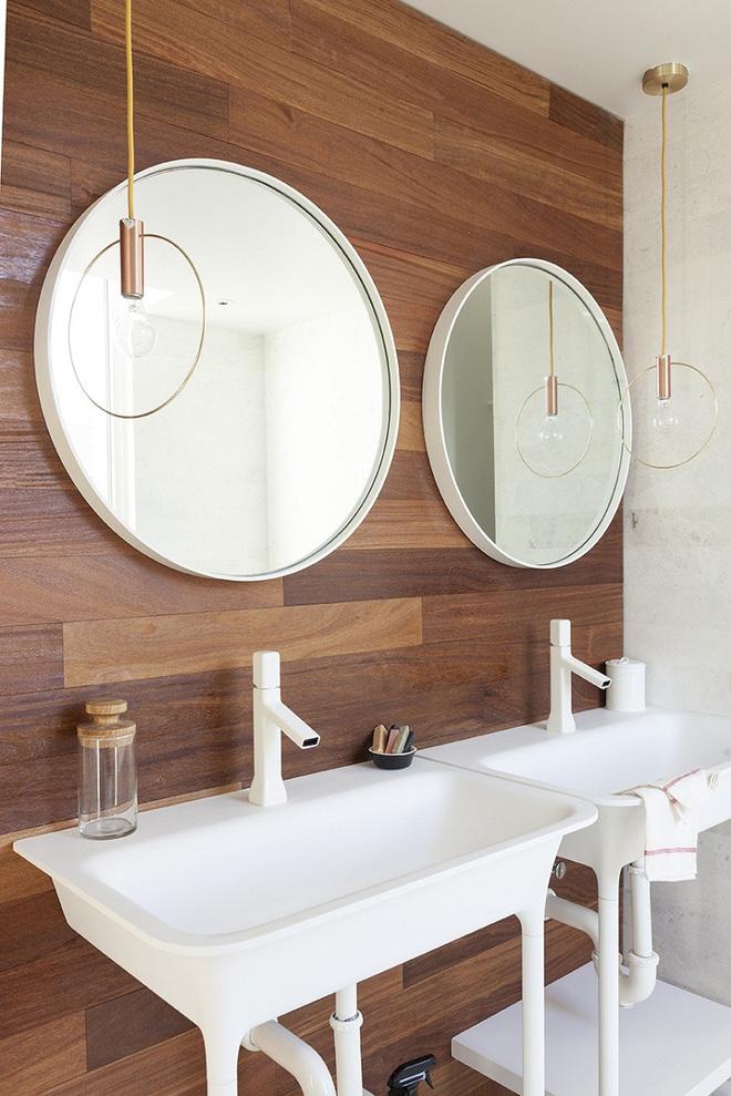 15 mẫu phòng tắm đẹp phong cách Midcentury (3)