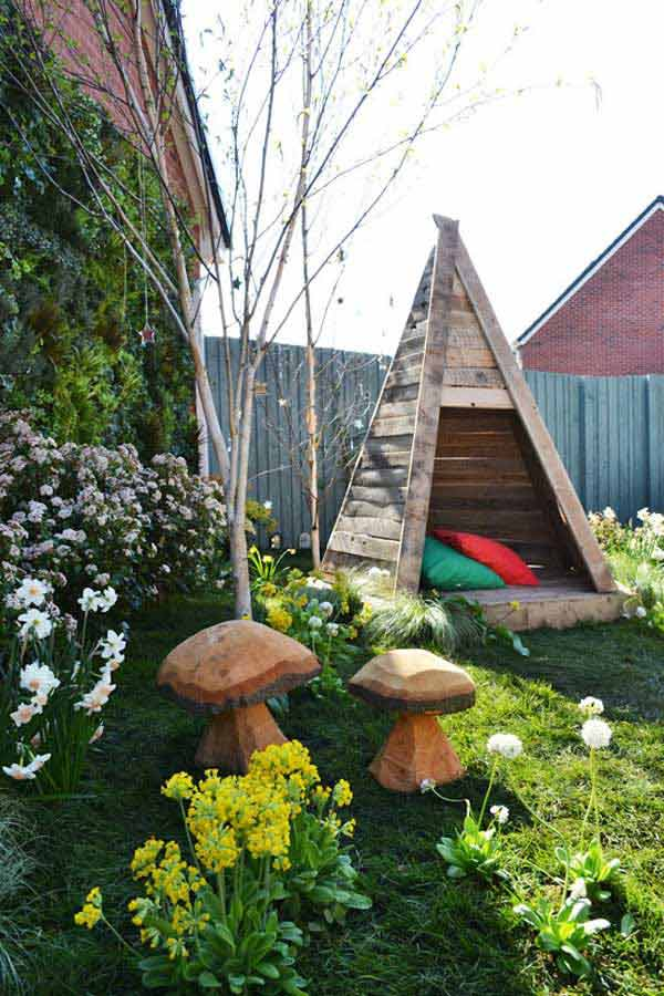 Cách trang trí sân vườn theo phong cách Bohemian (6)
