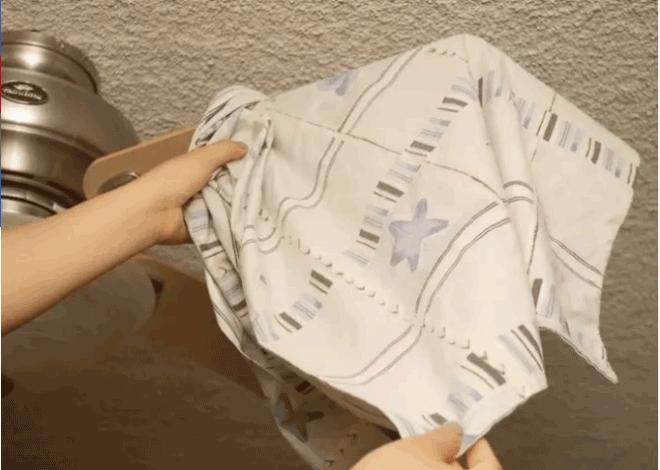 13 mẹo vặt làm sạch bụi bặm vi khuẩn (10)