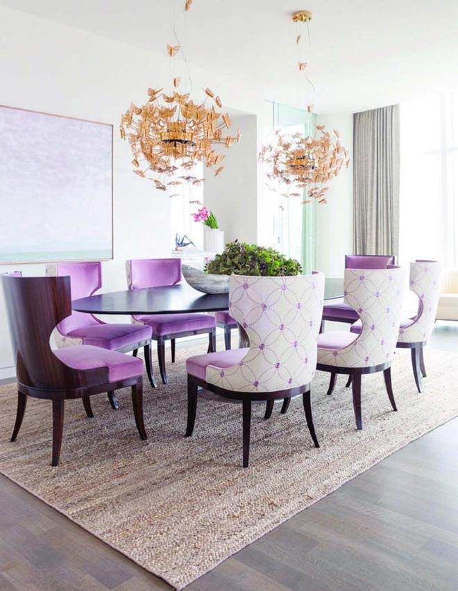 Những mẫu bàn xa hoa nâng tầm cho không gian phòng ăn (1)