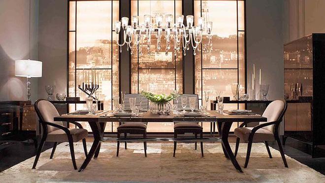 Những mẫu bàn xa hoa nâng tầm cho không gian phòng ăn (4)