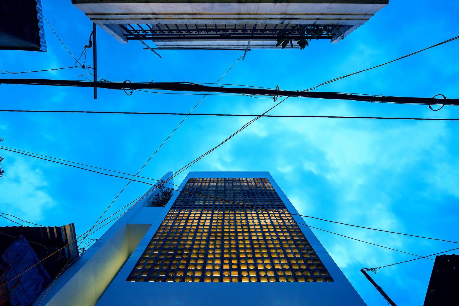 Nhà phố 3 tầng ở Gò Vấp (1)