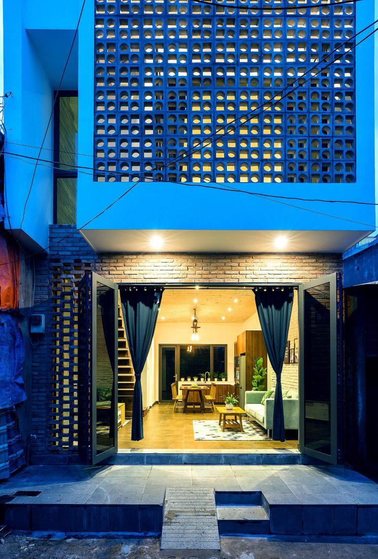Nhà phố 3 tầng ở Gò Vấp (2)