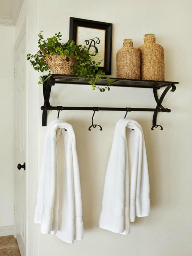 Những đồ vật không nên đặt trong phòng tắm (6)