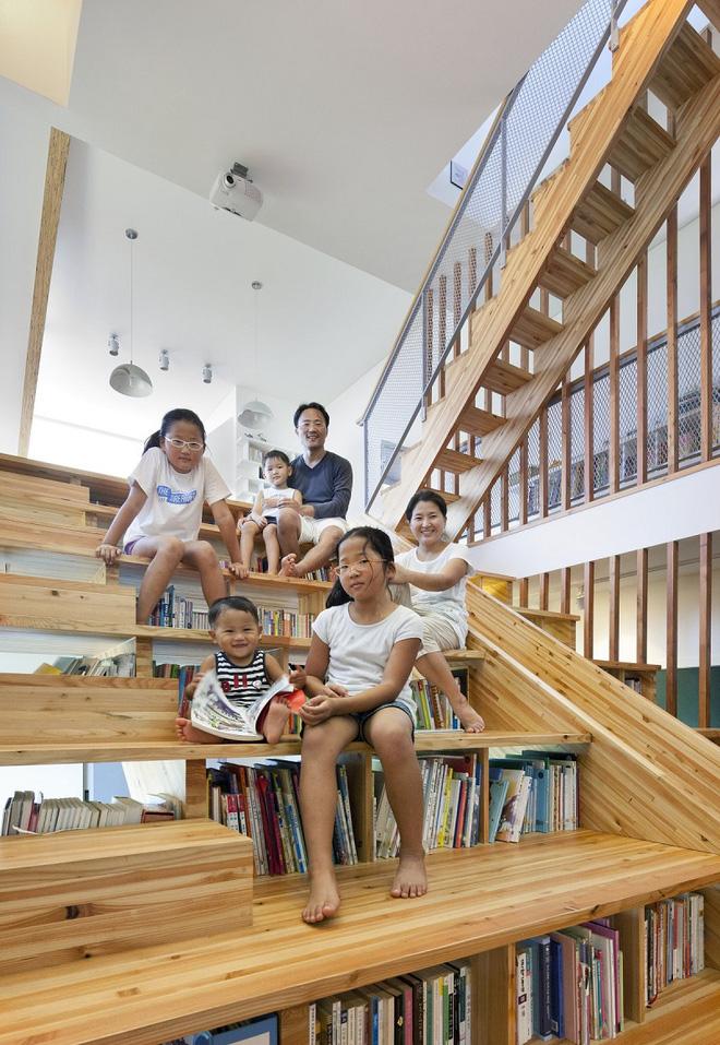 Những mẫu cầu thang đẹp kiêm khu vui chơi độc đáo cho trẻ (5)