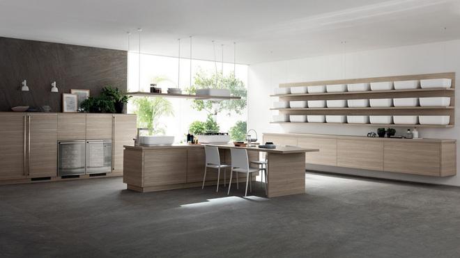 Những mẫu phòng bếp theo phong cách tối giản của Nhật Bản (1)