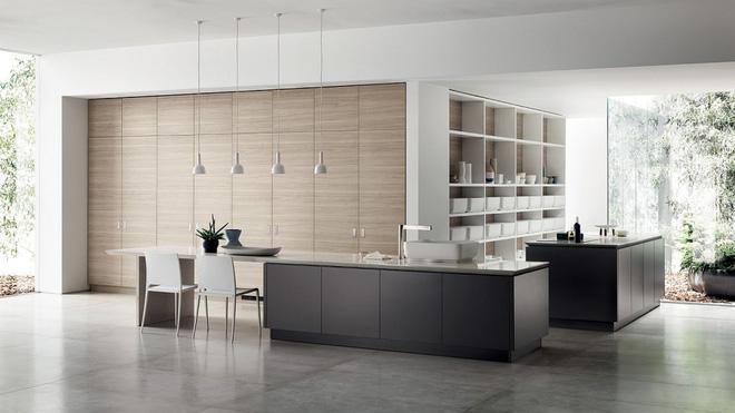 Những mẫu phòng bếp theo phong cách tối giản của Nhật Bản (5)