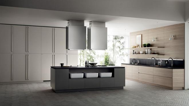Những mẫu phòng bếp theo phong cách tối giản của Nhật Bản (9)