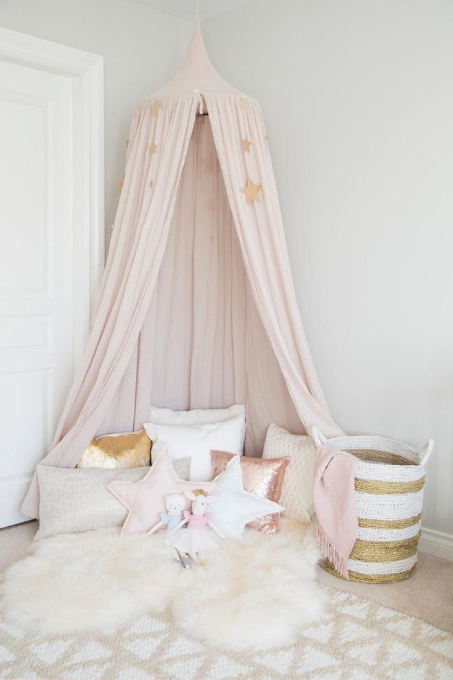 Những mẫu phòng ngủ cho bé gái đẹp (1)