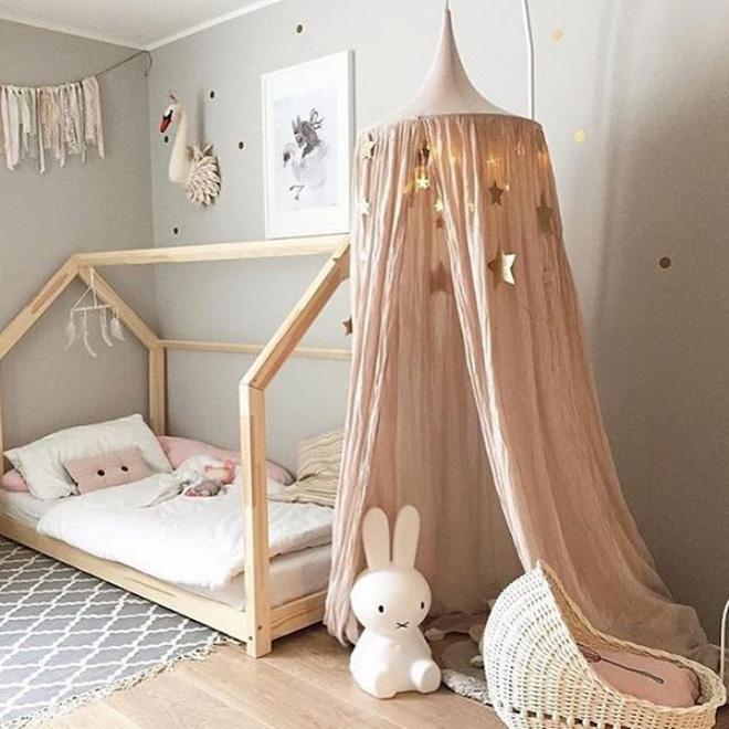 Những mẫu phòng ngủ cho bé gái đẹp (4)