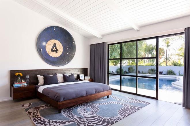 Mẫu phòng ngủ phong cách Midcentury (11)