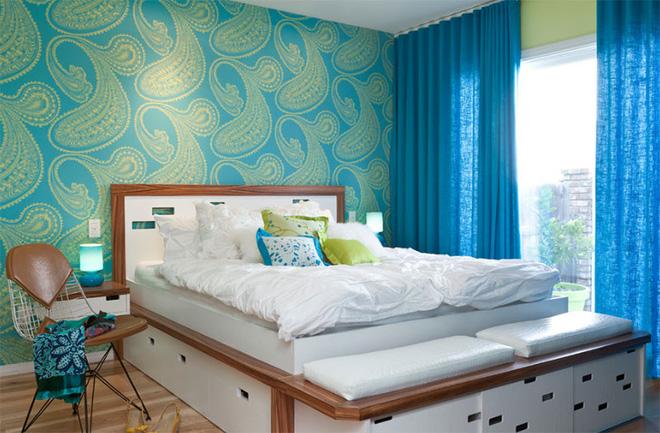 Mẫu phòng ngủ phong cách Midcentury (16)