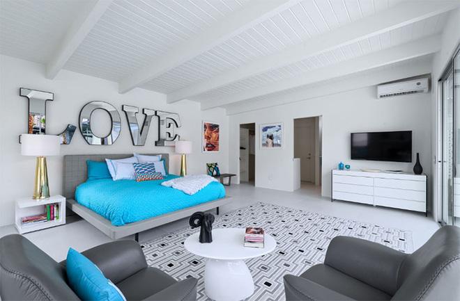 Mẫu phòng ngủ phong cách Midcentury (17)