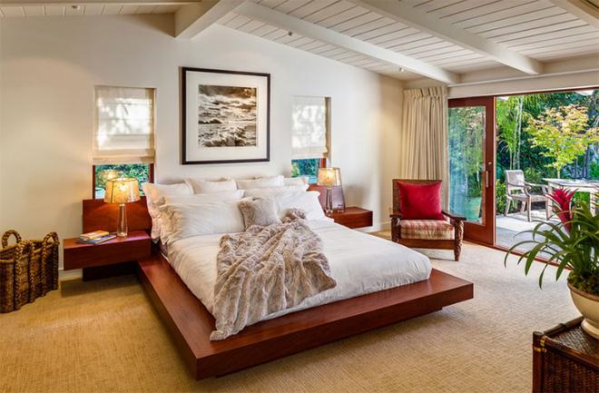 Mẫu phòng ngủ phong cách Midcentury (18)