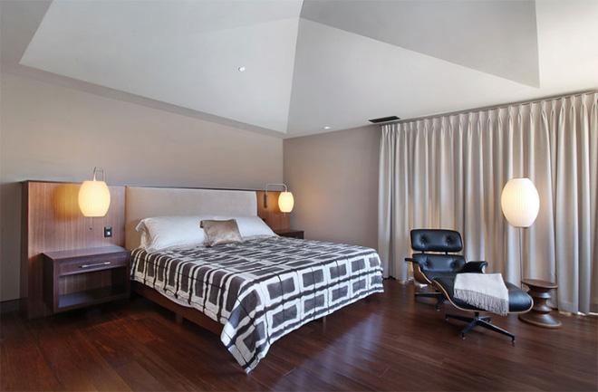 Mẫu phòng ngủ phong cách Midcentury (19)