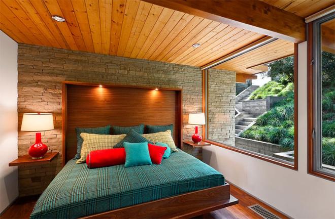 Mẫu phòng ngủ phong cách Midcentury (20)
