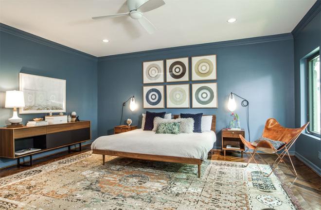 Mẫu phòng ngủ phong cách Midcentury (21)