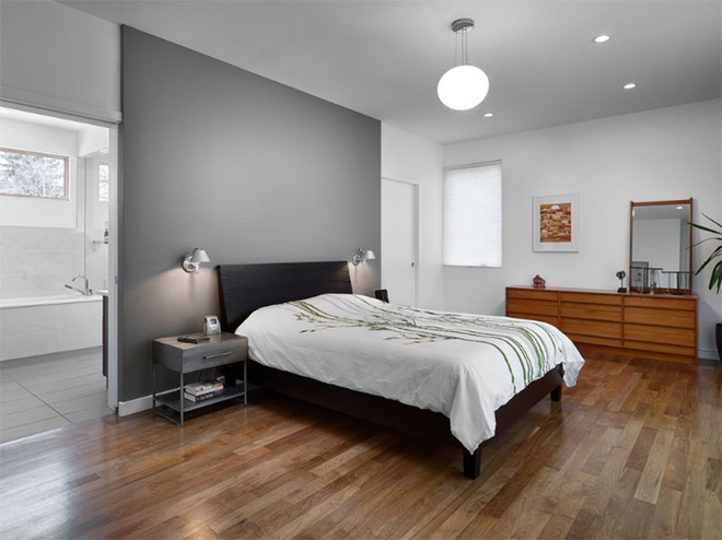 Mẫu phòng ngủ phong cách Midcentury (3)