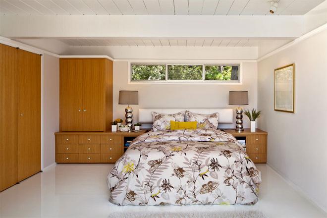 Mẫu phòng ngủ phong cách Midcentury (6)