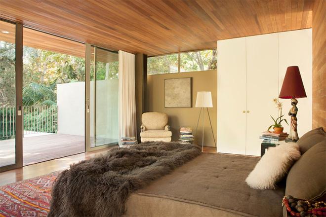 Mẫu phòng ngủ phong cách Midcentury (8)