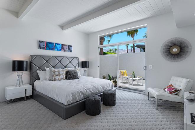 Mẫu phòng ngủ phong cách Midcentury (9)