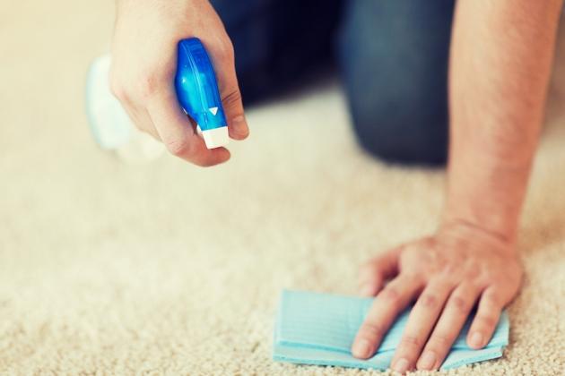 Những mẹo làm sạch thảm hữu ích (2)