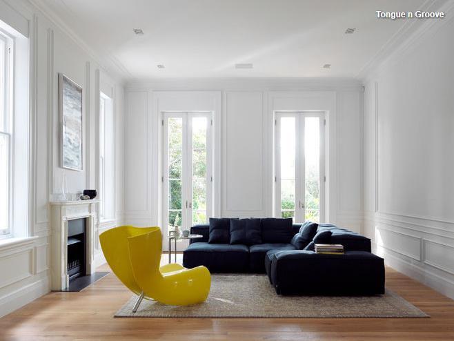 Trang trí nhà đẹp với phong cách tối giản (1)