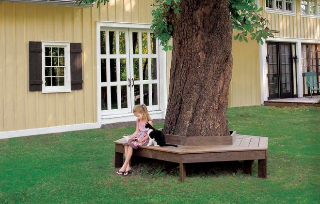 7 ý tưởng trang trí sân vườn đẹp (1)