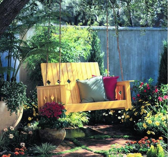 7 ý tưởng trang trí sân vườn đẹp (4)