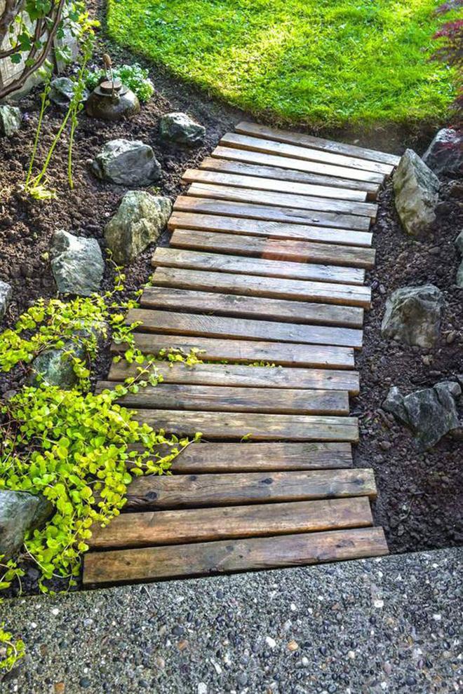 7 ý tưởng trang trí sân vườn đẹp (6)