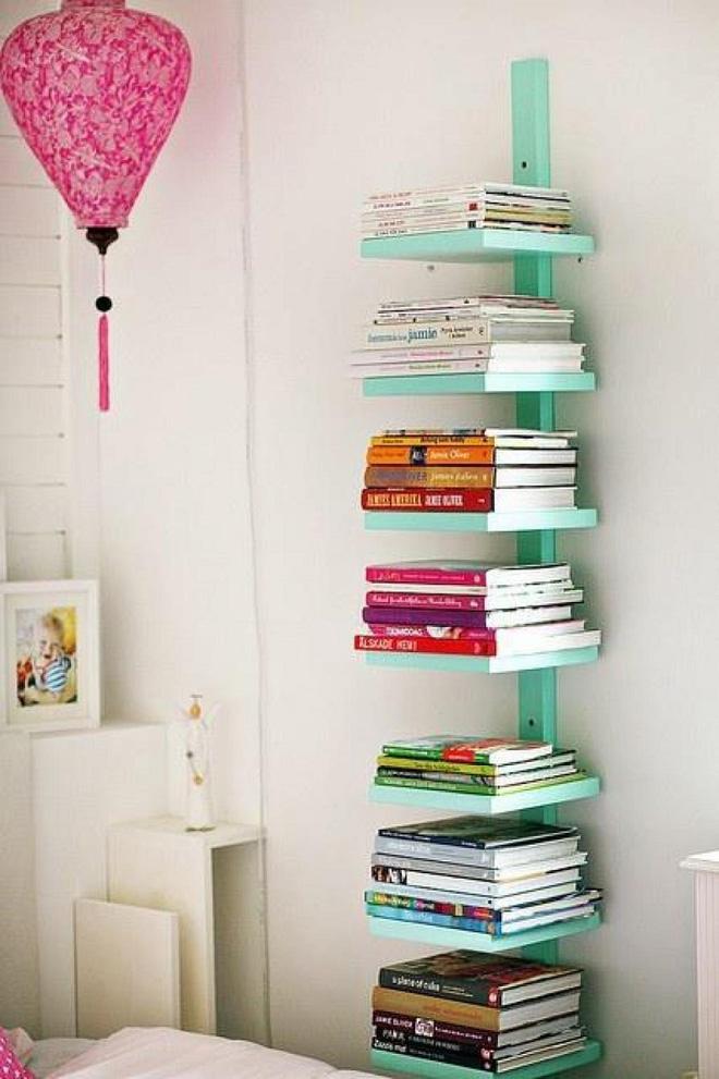 Thiết kế giá sách đẹp trang trí nhà với 5 ý tưởng độc đáo (5)