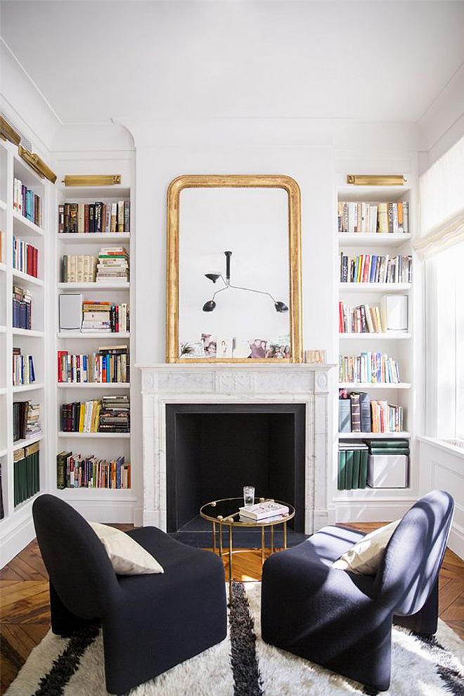 Thiết kế giá sách đẹp trang trí nhà với 5 ý tưởng độc đáo (7)