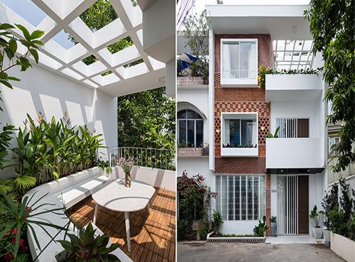 Nhà phố Silk House Sài Gòn
