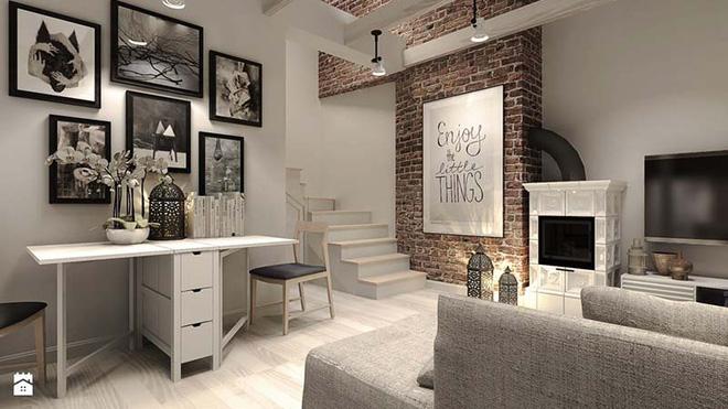 Tranh chữ slogan - Xu hướng trang trí nội thất của năm (2)