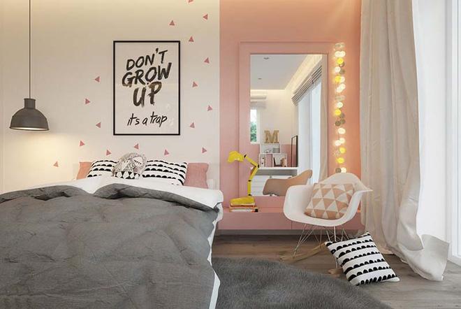Tranh chữ slogan - Xu hướng trang trí nội thất của năm (4)