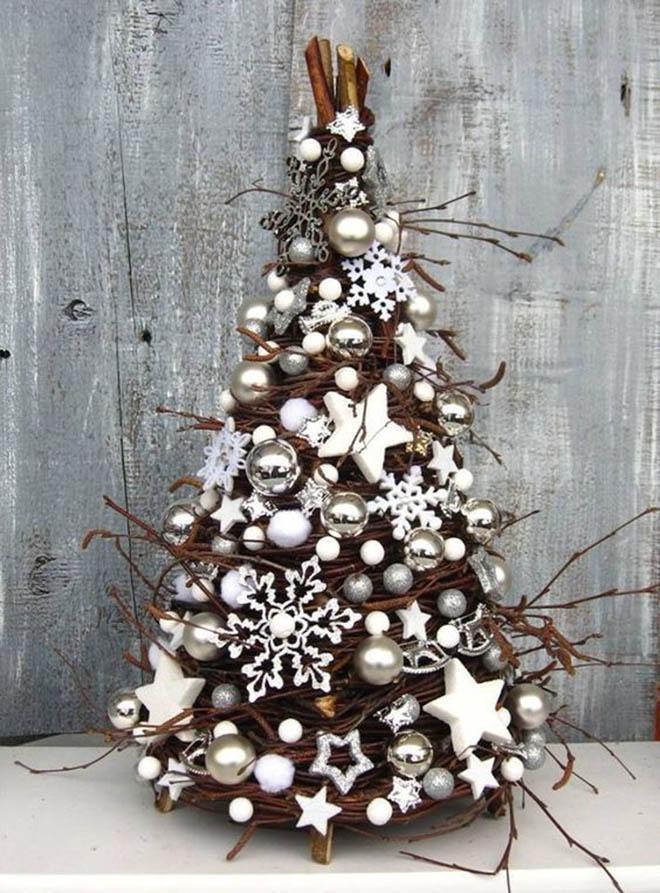 1001 cách sáng chế cây thông Noel trang trí nhà đẹp mùa lễ hội - Nhà Đẹp Số (1)