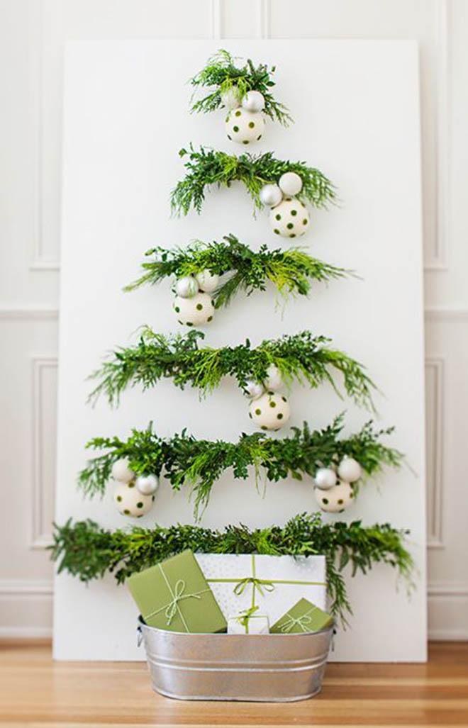 1001 cách sáng chế cây thông Noel trang trí nhà đẹp mùa lễ hội - Nhà Đẹp Số (3)