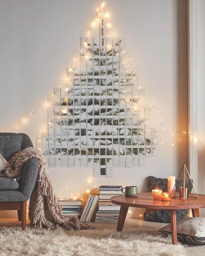1001 cách sáng chế cây thông Noel trang trí nhà đẹp mùa lễ hội - Nhà Đẹp Số (4)