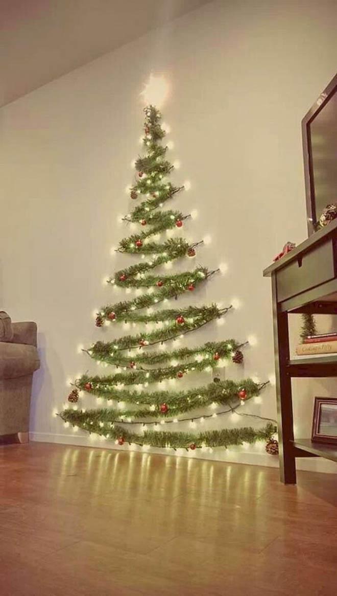 1001 cách sáng chế cây thông Noel trang trí nhà đẹp mùa lễ hội - Nhà Đẹp Số (5)