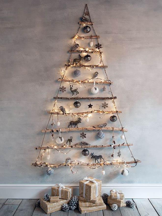 1001 cách sáng chế cây thông Noel trang trí nhà đẹp mùa lễ hội - Nhà Đẹp Số (6)