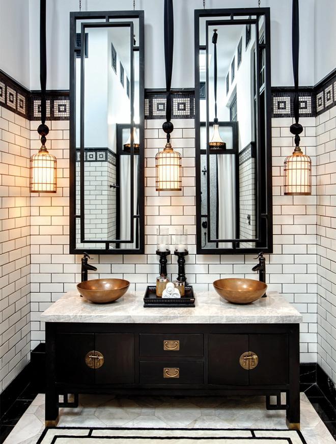 3 yếu tố không nên xem nhẹ khi trang trí phòng tắm phong cách Art Deco - Nhà Đẹp Số (12)