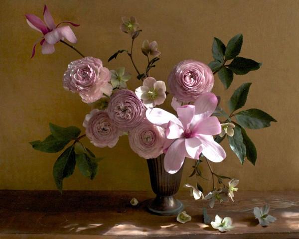30 ý tưởng trang trí nhà đẹp bằng hoa (16)