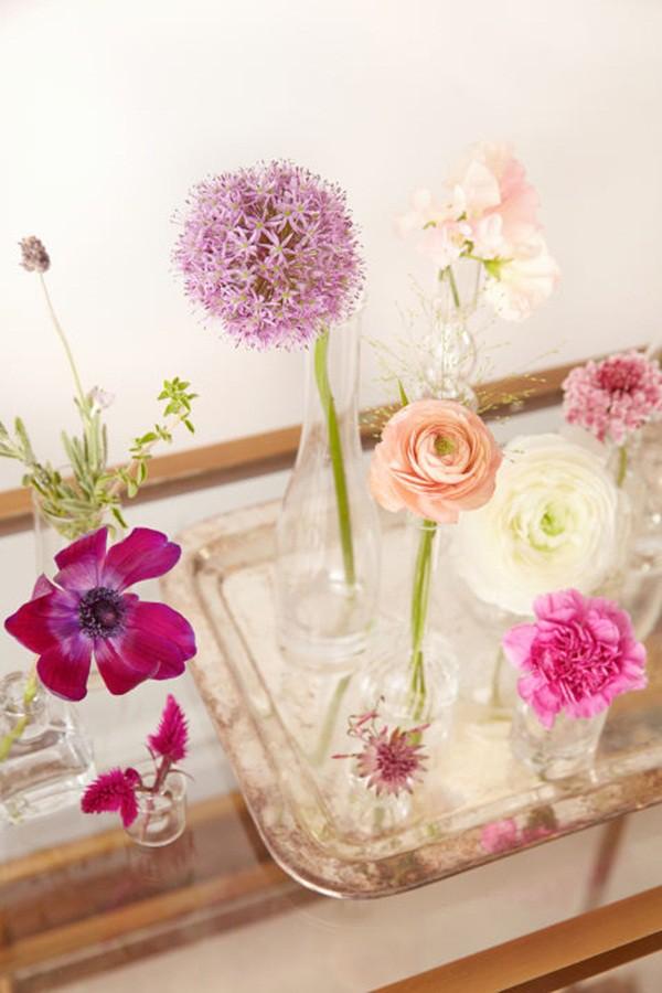 30 ý tưởng trang trí nhà đẹp bằng hoa (22)